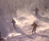 Skifahren-Snowboarden in Québec